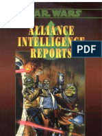 Alliance Intelligence Reports