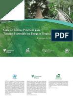 Guía de buenas prácticas para turismo sostenible en Bosques Tropicales
