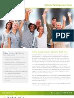 Citizen Participation Suite