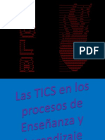 Las TICS ..