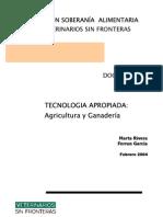 DOC3,Tecnología apropiada,agricultura y ganaderia