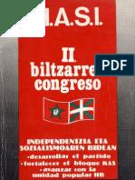 HASI Congreso II 198309