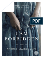 I Am Forbidden by Anouk Markovits - Excerpt