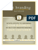 Cult Branding Workbook