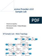 CCIE SP v3.0 Sample Lab All-In-One