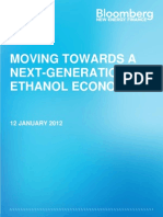 Bloomberg report – Moving towards a next-generation ethanol economy