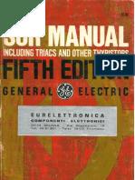 GE - SCR Manual 1972