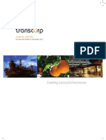 Transnational Corporation 2011 Annual Report