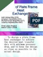 58147251 Design of Plate Frame Heat