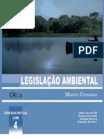 Livro 4 Legislacao Ambiental MT