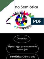 resumo semiótica ppt