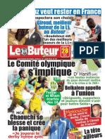 LE BUTEUR PDF du 28/04/2012