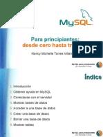 MySQL Para Principiantes