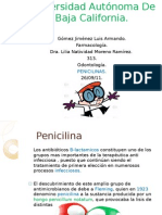 Penicilinas.