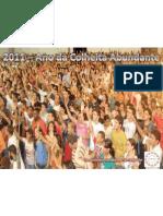 BANNER 2011 - Fundo para Slides e Apresentações