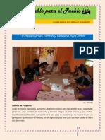 Diario Del Pueblo Para El Pueblo Abril a Mayo 2012