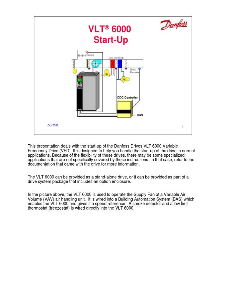 Danfoss Vlt 6000 Wiring Diagram Somurich Com