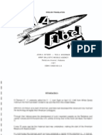 V-2 a-4 Rocket Operations Manual