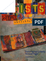 Artists' Journals and Sketch Books. Exploring and Creating Personal Pages (Lynne Perrella)