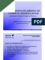 Dir Com Int - Introducao Sistematica