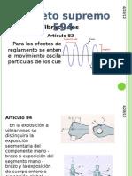 Presentación vibracion