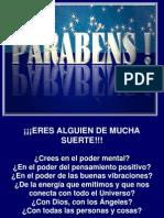 MILAGROS Y DESEOS