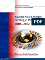 u.s. Department of Justice Asset Forfeiture Program stratgeic plan