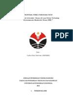 Yudha Panji Rahman (0905860) Proposal Penelitian Kulitatif