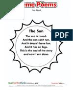 Sun Poem Noah