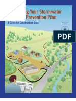 Developing Your Storm Water Pollution Prevention Plan_A Guide for Construction Site by EPA