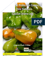 Manual de Chile Habanero