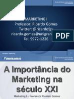 Marketing 2011.2 Alunos