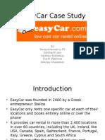 EasyCar Case Study Presentation