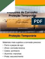 Inibidores de corrosão temporários