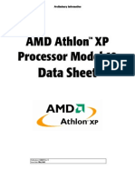 Amd Xp Procesador