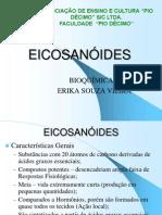 Sintese de Eicosanoides