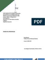 Diario Rural Guatemalteco
