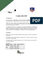 Bases Torneo Camino Albo 2012
