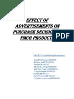 ad effect