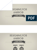 Designing for Multiple Screen Sizes and Aspect Ratios on Android