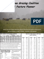 Cattle Calendar 2011