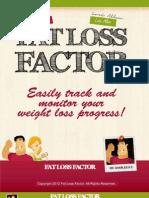 2 eBook Fat Loss Factor