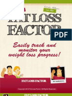 2 eBook Fat Loss Factor