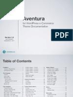 Aventura WPcommerce 1.0