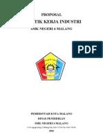 Proposal Prakerin 11-12