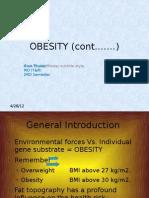 Obesity Arun