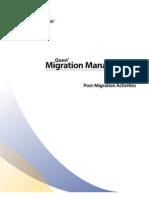 MigrationManager_8.8_PostMigrationActivities