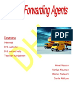 Freight Forwarding Agents
