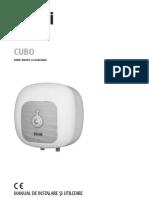 7432_Manual tehnic CUBO_ro