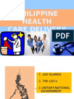 Phil Health Care Delivery System
